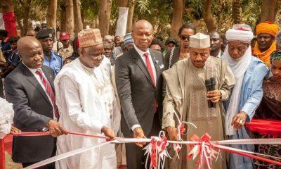 UBA Foundation Brings Comfort to Students Of Usman Danfodiyo University, Commissions Link Bridge