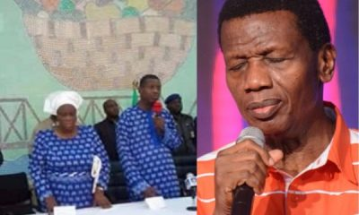 'I Wept When I Saw People Weeping In Benue' – Pastor Adeboye