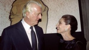 Hubert Givenchy dead at 91
