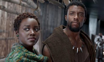 """Black Panther"" Remains Number 1 For 5 Straight Weeks"