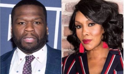 50 Cent Reacts After His Ex, Vivica Fox Described Their Sex Life As 'PG-13-Rated'
