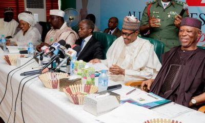 APC:We Have Not Endorsed Buhari For Second Term