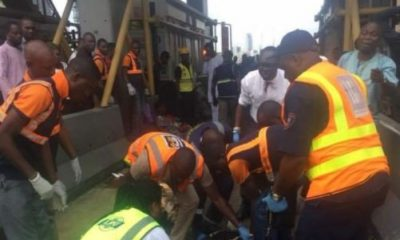 Drunk Driver Kills 4 People, Injures Multiple In Lekki Tollgate Accident