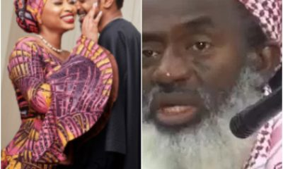 Prominent Islamic Cleric Condemns The Grand Wedding Of Kano State Governor's Daughter To Oyo State Governor's Son