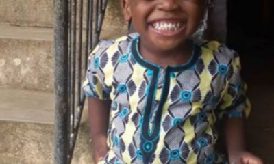11-Yeay-Old Maid Strangles 5-Year-Old Boy Placed In Her Care