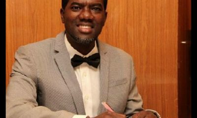 As tweeted by Reno Omokri in reaction to Kayode Fayemi's victory at the Ekiti State governoship election.