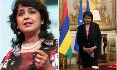 Africa's Only Female President Ameenah Gurib-Fakim, Finally Resigns