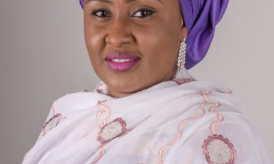 Aisha Buhari To Be Appointed UNAIDS Special Ambassador