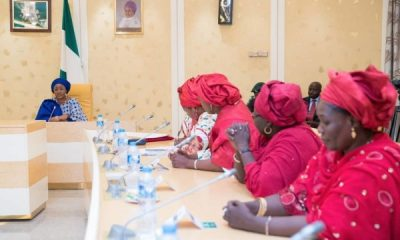 Aisha Buhari Hosts APC Women's Forum To Discuss Women's Development