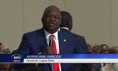 We Tax The Rich To Avoid Invoking The Anger Of The Poor – Ambode On Increased Land Use Charge