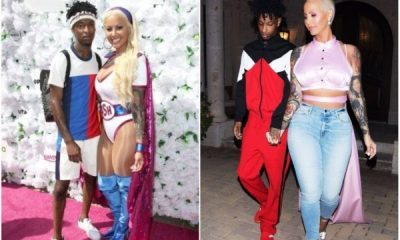 Amber Rose And 21 Savage Split After 2 Years Of Dating