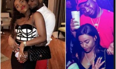 Any Problem? Davido And New Girlfriend Chioma Avril Unfollow Each Other