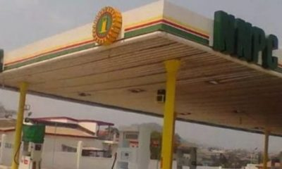 Armed Robbers Attack NNPC Mega Station, Cart Away N16m