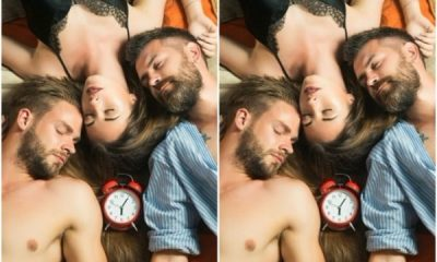 Couple Sleeping With Strangers Monthly Say Their Union Is Stronger Than Ever