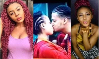 BBNaija: Ifu Ennada Reveals Why She Refused To kiss Rico.