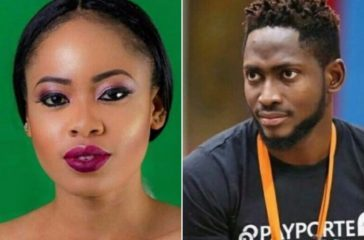 BBNaija: Nina Wins Head Of House, Picks Miracle To Enjoy The Luxury Suite