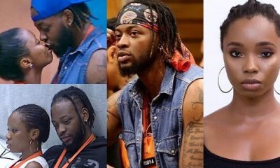 BBNaija: Teddy A Has Negative Effects On Me – Bambam