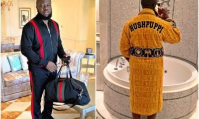 Between Hushpuppi And A Follower Who Tried To Preach To Him