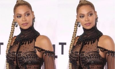 Beyoncé Honored With Humanitarian Award At The 2018 Wearable Art Gala