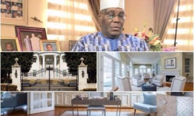 Blocked From America, Atiku Sells Controversial $2.95 Million U.S. Home