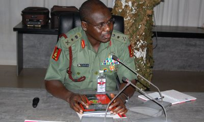 'Operation Deep Punch 2' Led To The Fall Of Sambisa Forest,Says Buratai