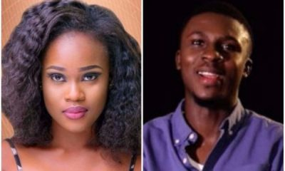 #BBNaija: Cee-C And Lolu Break House Rules During Heated Fight (video)