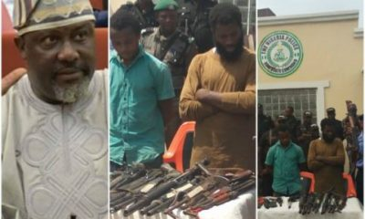 'These Lies Looks So Cheap' – Dino Melaye Reacts To Arrest Of His Alleged Political Thugs