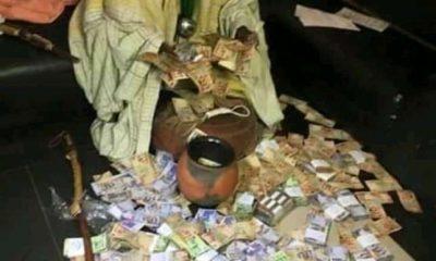 Fetish Man 'Babalawo' Advertises Money Rituals On Twitter