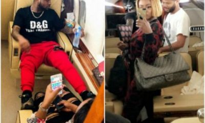 Davido And His girlfriend, DJ Cuppy And Boyfriend Asa Asika Jet Off To Senegal