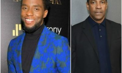 Denzel Washington Paid For My College Acting Classes -Chadwick Boseman 'Black Panther' Reveals