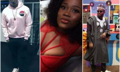 BBNaija: Don Jazzy And DJ Neptune React As Cee-C Reveals She's A Virgin