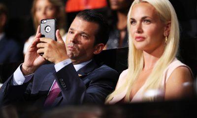 Vanessa Trump & Donald Trump Jr Are Getting A Divorce