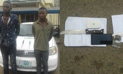 ‪Robbers kill Taxify Driver, Sell His Car For N350K