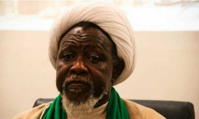 Shiites To Buhari: Zakzaky, Wife Shouldn't Die In Detention