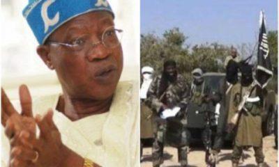 'FG, Boko Haram In Ceasefire Talks' – Lai Mohammed