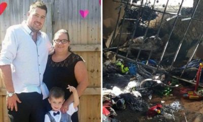 Family Lose All They Have As Phone Charger Catches Fire
