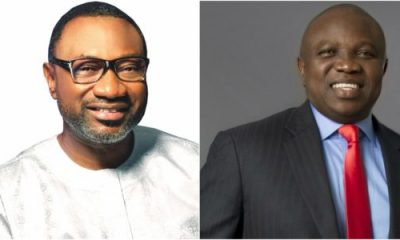 Femi Otedola Endorses Governor Ambode For Second Term