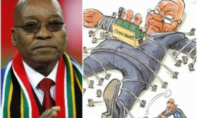 Former South African President, Jacob Zuma To Be Prosecuted On 16 Charges Of Corruption