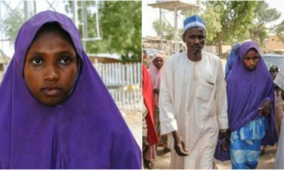 Freed Dapchi School Girl speaks On How They Were Abducted & Treated