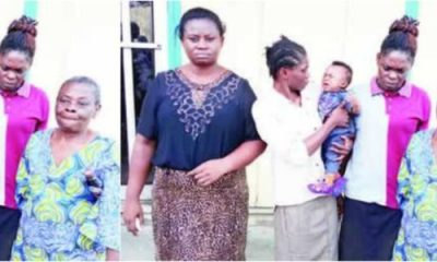 Grandma And Her Daughter Sell A Day-Old Baby For N250,000