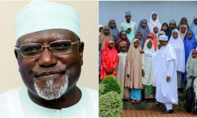 How We Secured The Release Of Dapchi Girls – DSS Boss