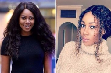 I am Happy Giving Birth Out Of Wedlock – Yvonne Nelson