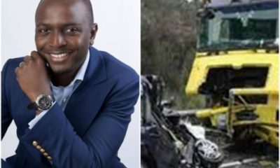 IK Osakioduwa Narrates How He Almost Had A Terrible Accident
