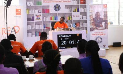 GTBank Supports The Attempt Of A Nigerian To Break The Guinness World Record Via 'YouREAD Initiative'
