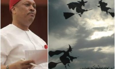 If We Can't Maintain Aircrafts, Let's Use Witchcraft To Fly' – Senator Sam Anyanwu