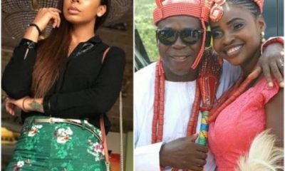 Is TBoss Refering To Her Father Engr Vincent Idowu In Her Latest Post?
