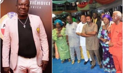 It's Shameful That Nollywood Doesn't Have A Benefiting Home – Mr Ibu