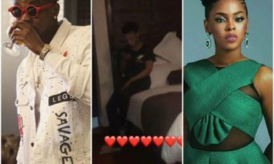 Kiss Daniel and Chidinma Rumoured To Be Having An Affair