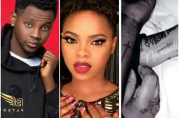 Kiss Daniel And Chidinma Get Matching Tattoos