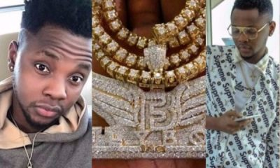 KISS DANIEL,GOLD CHAIN,FLY BOY INC